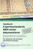 Handbuch: Expertenstandards MDK-sicher dokumentieren, m. CD-ROM