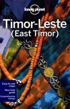Lonely Planet Timor-leste (East Timor)