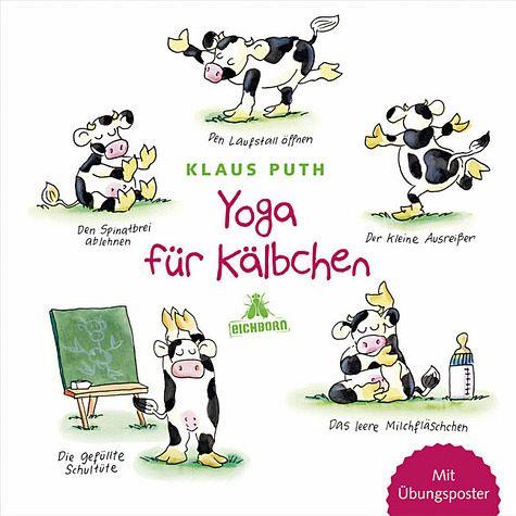 Yoga für kälbchen - puth, klaus