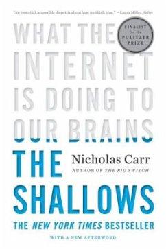 The Shallows - Carr, Nicholas