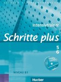 Schritte plus 5+6. Intensivtrainer mit Audio-CD
