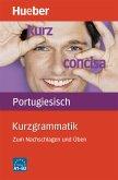 Kurzgrammatik Portugiesisch