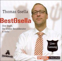 BestGsella, Audio-CD - Gsella, Thomas