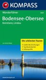 Kompass Wanderführer Bodensee - Obersee