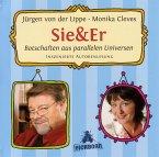 Sie & Er, 2 Audio-CDs