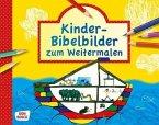 Kinderbibelbilder zum Weitermalen