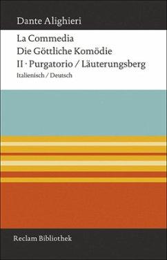 La Commedia / Die Göttliche Komödie - Dante Alighieri;Dante Alighieri
