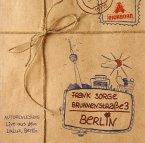 Brunnenstraße 3, Berlin, Audio-CD