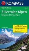 Kompass Wanderführer Zillertaler Alpen