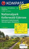 Kompass Karte Nationalpark Kellerwald-Edersee