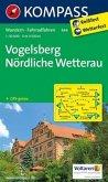 Kompass Karte Vogelsberg, Nördliche Wetterau