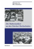 Die Mathematiker an den Zürcher Hochschulen
