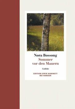 Sommer vor den Mauern - Bossong, Nora