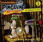 Die Pinguine aus Madagascar - Wahrheit tut weh, 1 Audio-CD