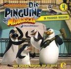 Die Pinguine aus Madagascar - In fischiger Mission, 1 Audio-CD