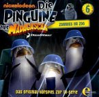 Die Pinguine aus Madagascar - Zombies im Zoo, 1 Audio-CD