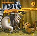Die Pinguine aus Madagascar - Füße anfassen verboten, 1 Audio-CD