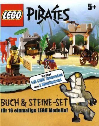lego pirates buch steine set buch. Black Bedroom Furniture Sets. Home Design Ideas