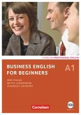 Business English for Beginners A1. Kursbuch mit CD