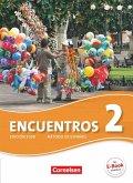 Encuentros 02. Schülerbuch