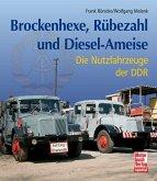 Brockenhexe, Rübezahl und Diesel-Ameise