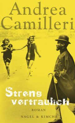 Streng vertraulich - Camilleri, Andrea