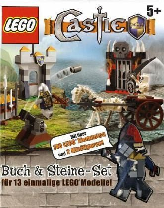 lego castle buch steine set buch. Black Bedroom Furniture Sets. Home Design Ideas