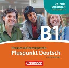 1 Audio-CD (Lektion 7-12) / Pluspunkt Deutsch, ...
