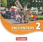 2 Audio-CDs / Encuentros, Edición 3000 Bd.2