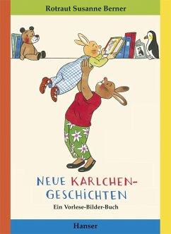 Neue Karlchen-Geschichten - Berner, Rotraut Susanne
