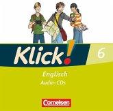 10. Schuljahr, Audio-CDs / Klick! Englisch - Alle Bundesländer