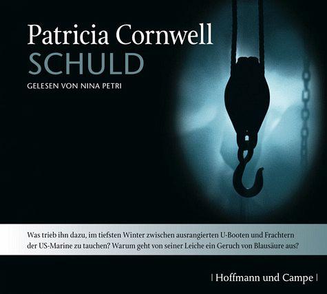Schuld / Kay Scarpetta Bd.7 (6 Audio-CDs) - Cornwell, Patricia