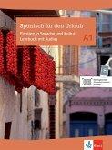 Spanisch für den Urlaub A1. Lehrbuch mit Audio-CD
