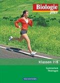 Biologie plus 7./8. Schuljahr. Gymnasium Thüringen Schülerbuch