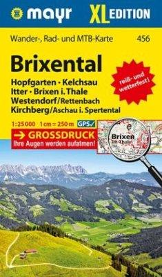 Mayr Karte Brixental