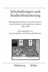 Schulstiftungen und Studienfinanzierung
