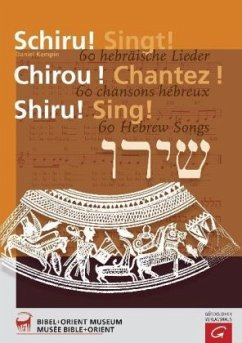 Schiru! Singt!; Chirou! Chantez!; Shiru! Sing! - Kempin, Daniel