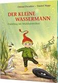 Frühling im Mühlenweiher / Der kleine Wassermann Bd.2