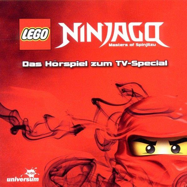 Spielzeug Rund Um Den Neuen Superhelden: Masters Of Spinjitzu, 1 Audio-CD