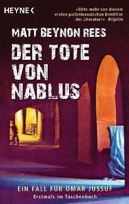 Der Tote von Nablus / Ein Fall für Omar Jussuf Bd.3 - Rees, Matt Beynon