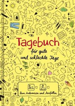 Tagebuch - für gute und schlechte Tage - Ottermann, Doro