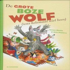 De grote boze wolf - Boets, Jonas