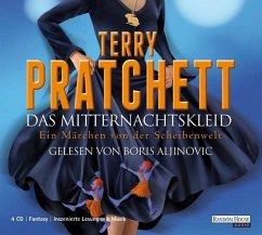 Das Mitternachtskleid / Ein Märchen von der Scheibenwelt Bd.5 (4 Audio-CDs) - Pratchett, Terry