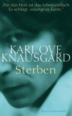 Sterben / Min Kamp Bd.1 - Knausgård, Karl Ove