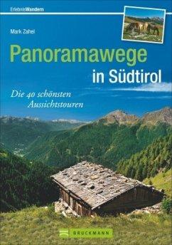 Panoramawege in Südtirol - Zahel, Mark