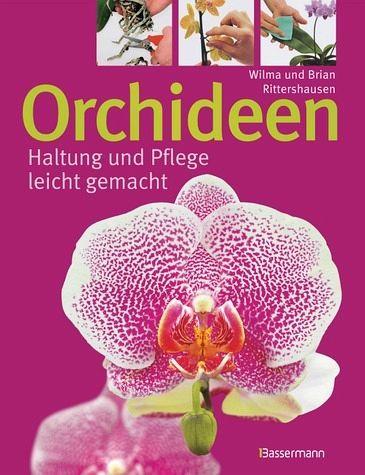 orchideen von wilma rittershausen brian rittershausen. Black Bedroom Furniture Sets. Home Design Ideas