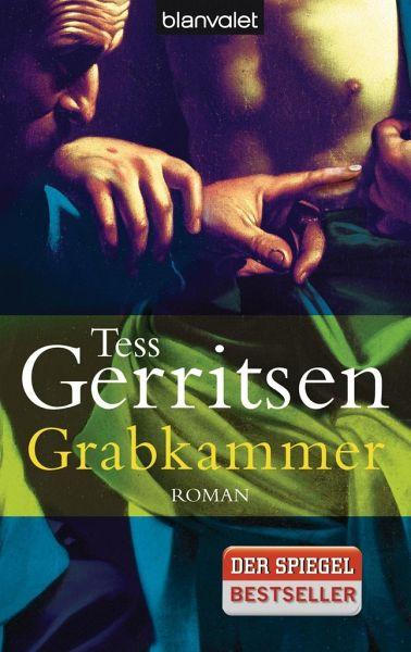 Grabkammer / Jane Rizzoli Bd.7 - Gerritsen, Tess