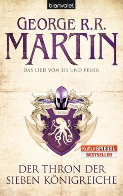 Der Thron der Sieben Königreiche / Das Lied von Eis und Feuer Bd.3 - Martin, George R. R.