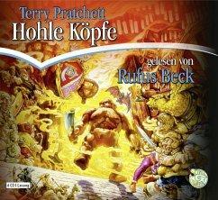 Hohle Köpfe / Scheibenwelt Bd.19 (6 Audio-CDs) - Pratchett, Terry