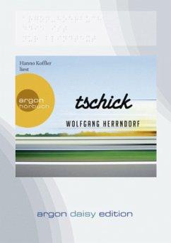 Tschick, 1 MP3-CD - Herrndorf, Wolfgang